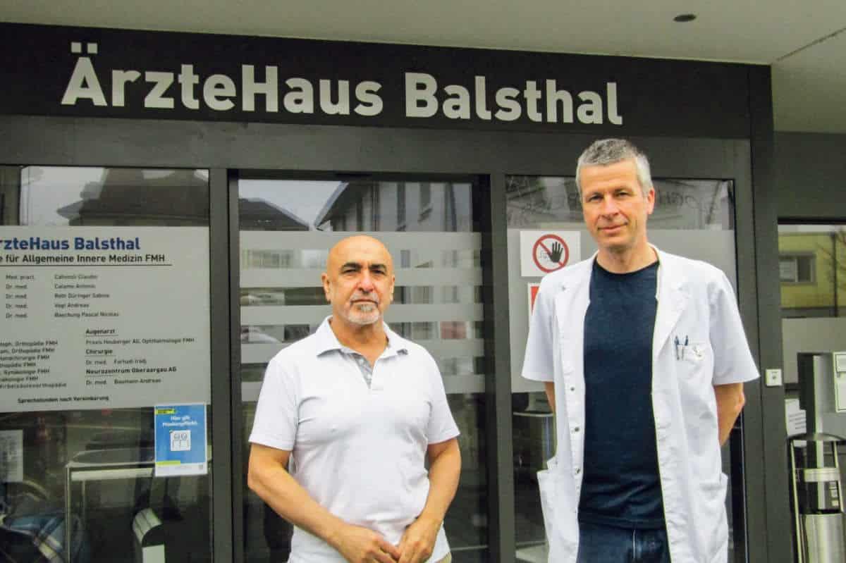 Arztpraxis in Welschenrohr-Gänsbrunnen / Anzeiger Thal Gäu Olten